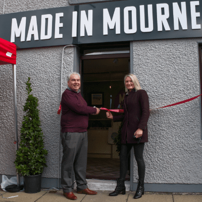 MADE IN MOURNE NEW SHOP OPENING